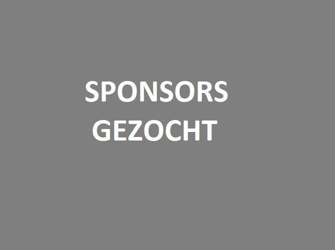 sponsor-gezocht